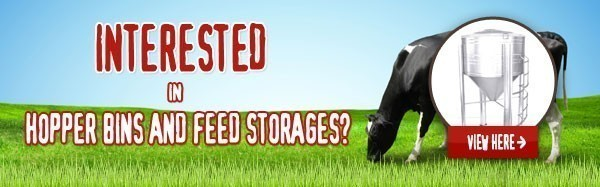 Mini Hopper Bin And Feed Storage Solutions