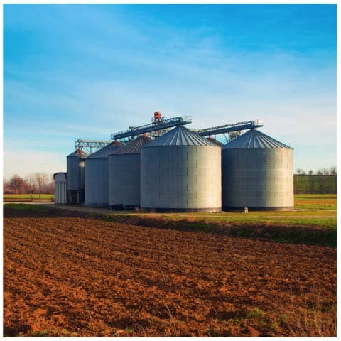 feed and grain storage